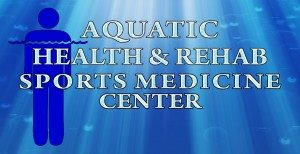AQUATIC HEALTH and REHAB Logo