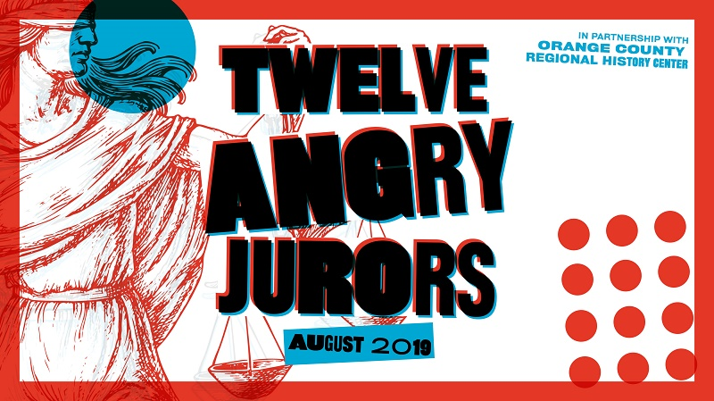 CFCArts Presents Twelve Angry Jurors - One Senior Place
