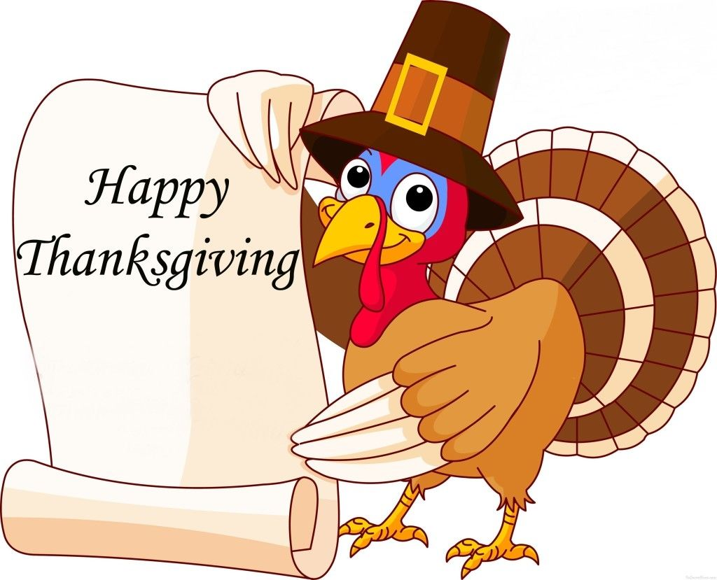 CLOSED for Thanksgiving Holiday