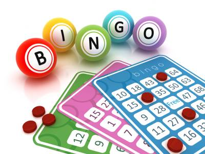 CANCELLED UNTIL FURTHER NOTICE - BINGO with Courtenay Springs Village