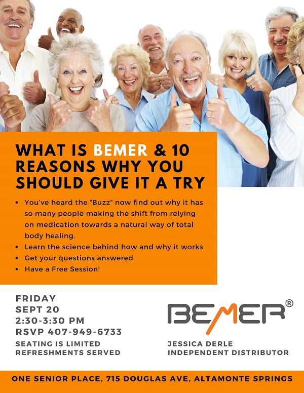 What is BEMER & 10 Reasons Why You Should Give It A Try