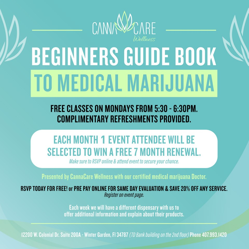 MUV- Beginners Guidebook to Medical Marijuana