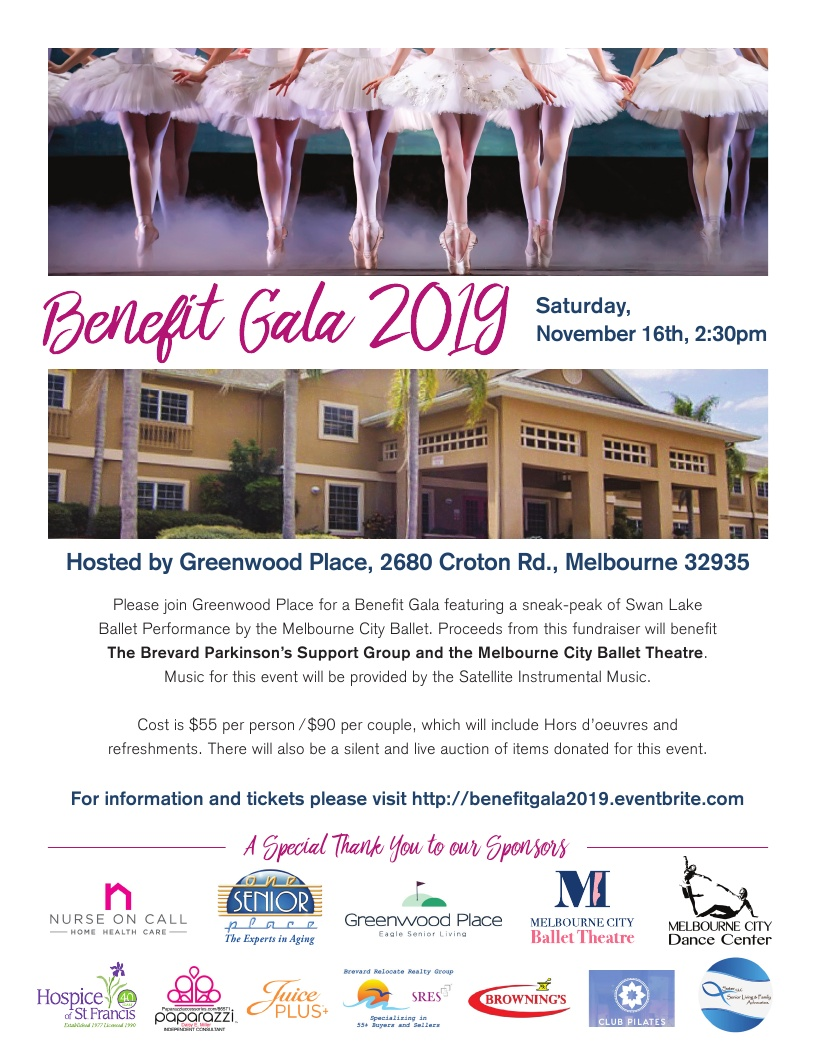 Benefit Gala 2019 hosted by Greenwood Place