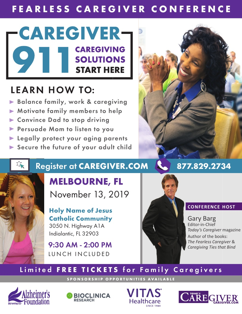 Fearless Caregiver Conference
