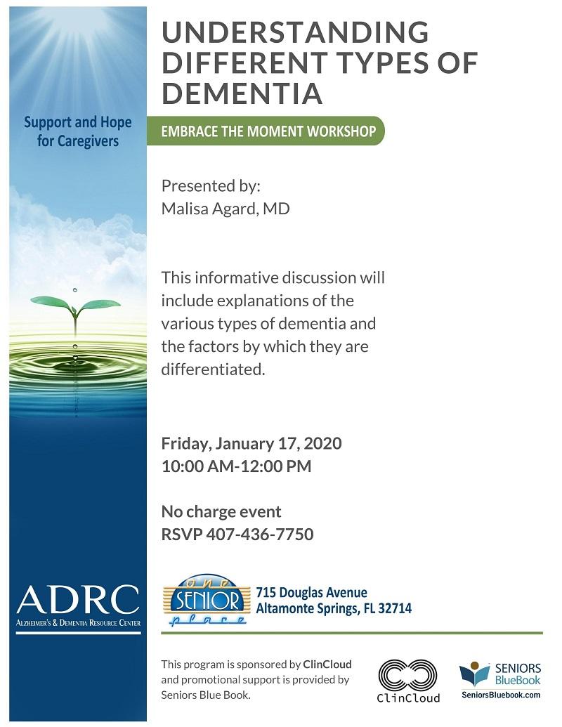 Understanding the Different Types of Dementia