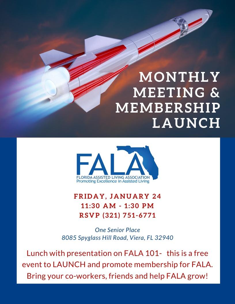 FALA Membership Launch & Lunch
