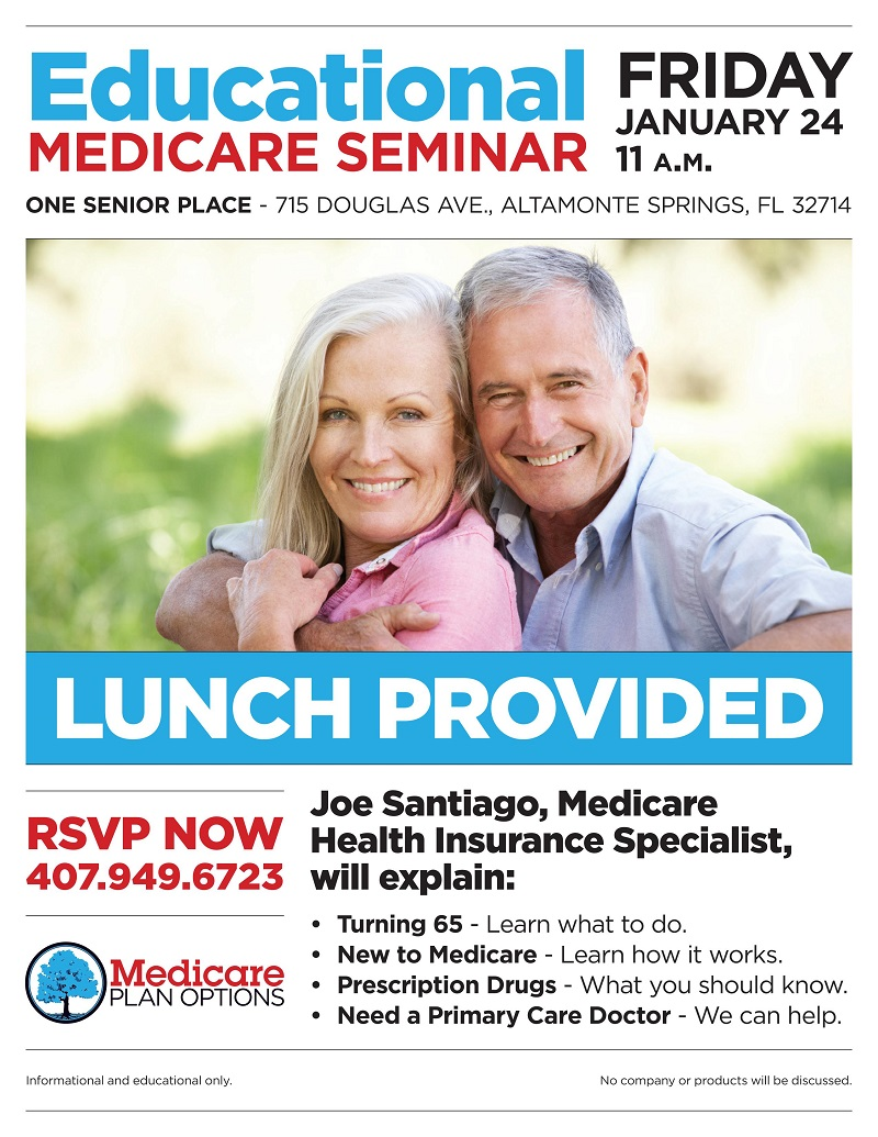 Medicare 2020 Lunch & Learn