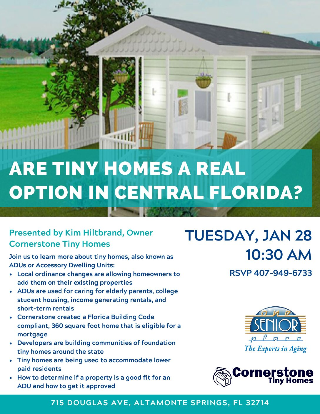 Are Tiny Homes a Real Option in Central Florida?