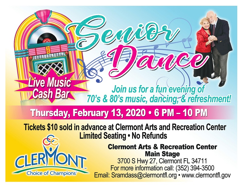 Clermont Senior Dance