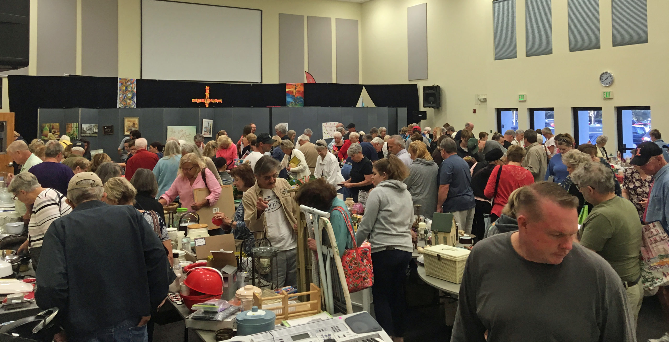 'AWESOME Rummage Sale' at Eastminster Presbyterian Church