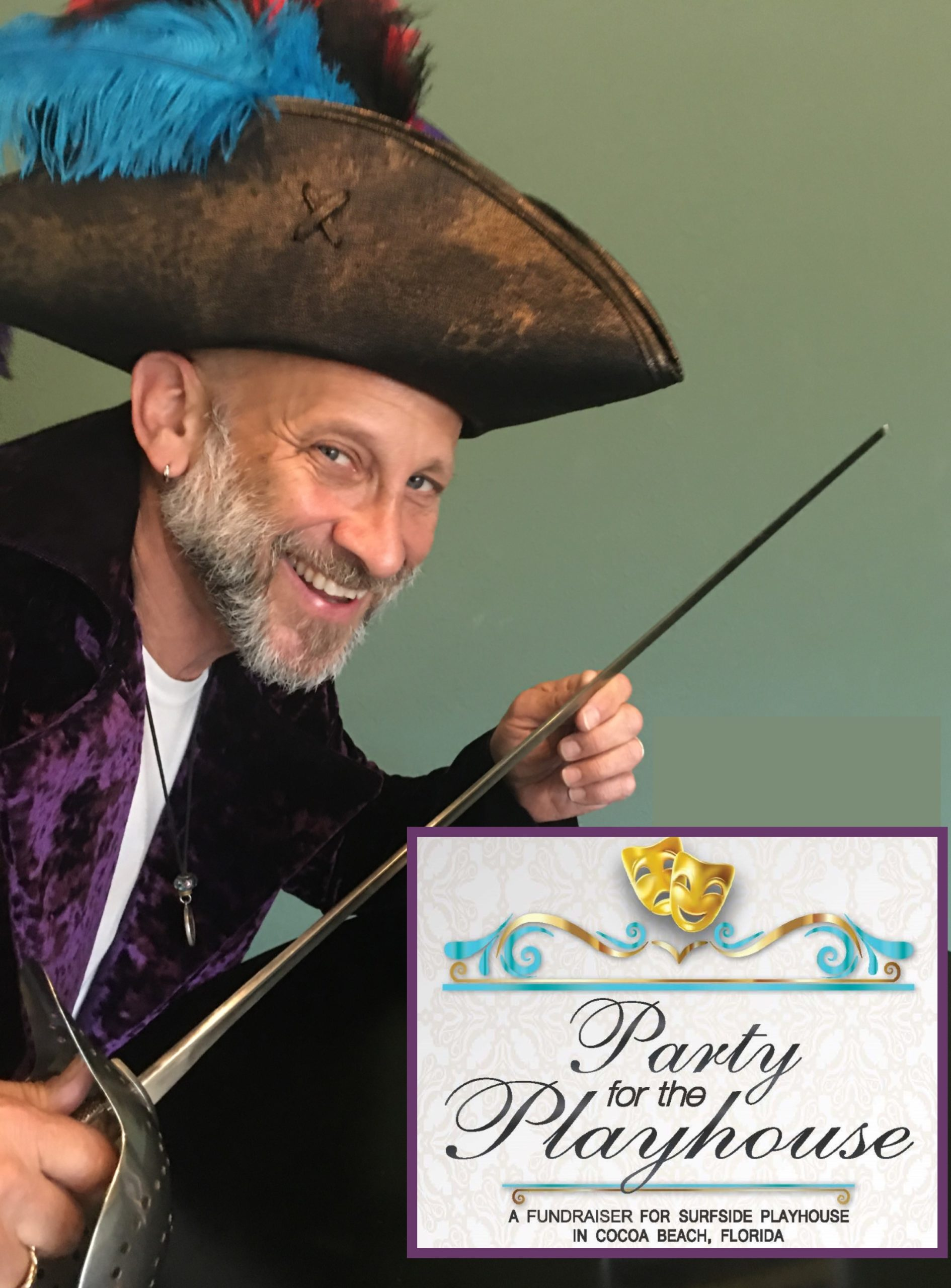 'Party for the Playhouse' Puts FUN in Fundraising