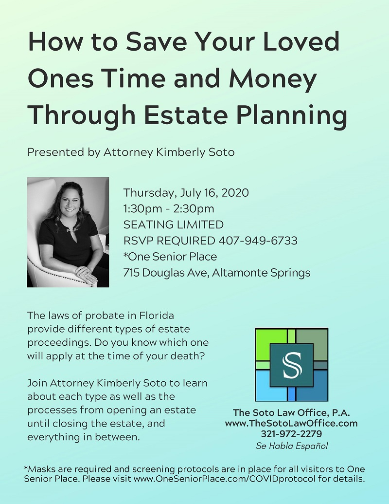 How to Save Your Loved Ones Time and Money Through Estate Planning