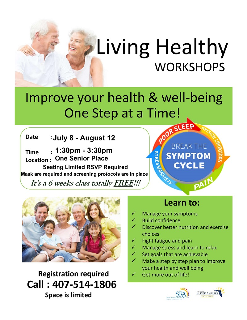 Living Healthy 6-Week Workshop