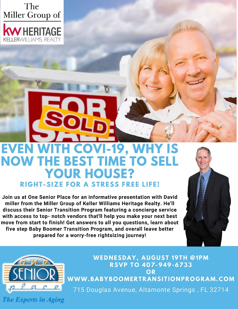 Even with COVID-19, why is now the best time to sell your house?