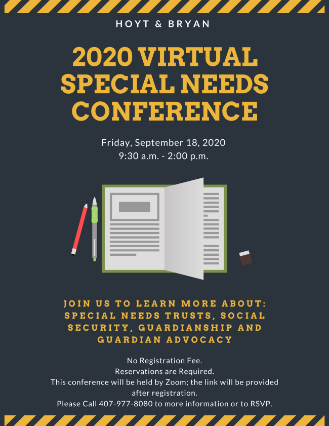 VIRTUAL: Special Needs Conference