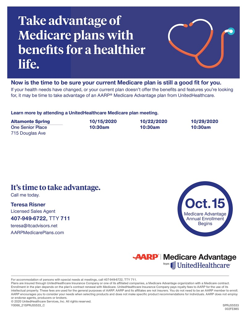 AARP Medicare Advantage
