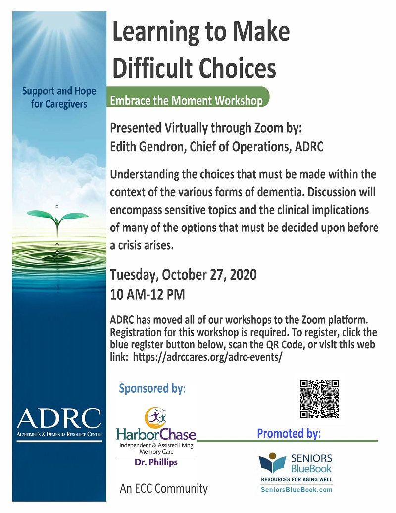 VIRTUAL: Learning How to Make Difficult Choices