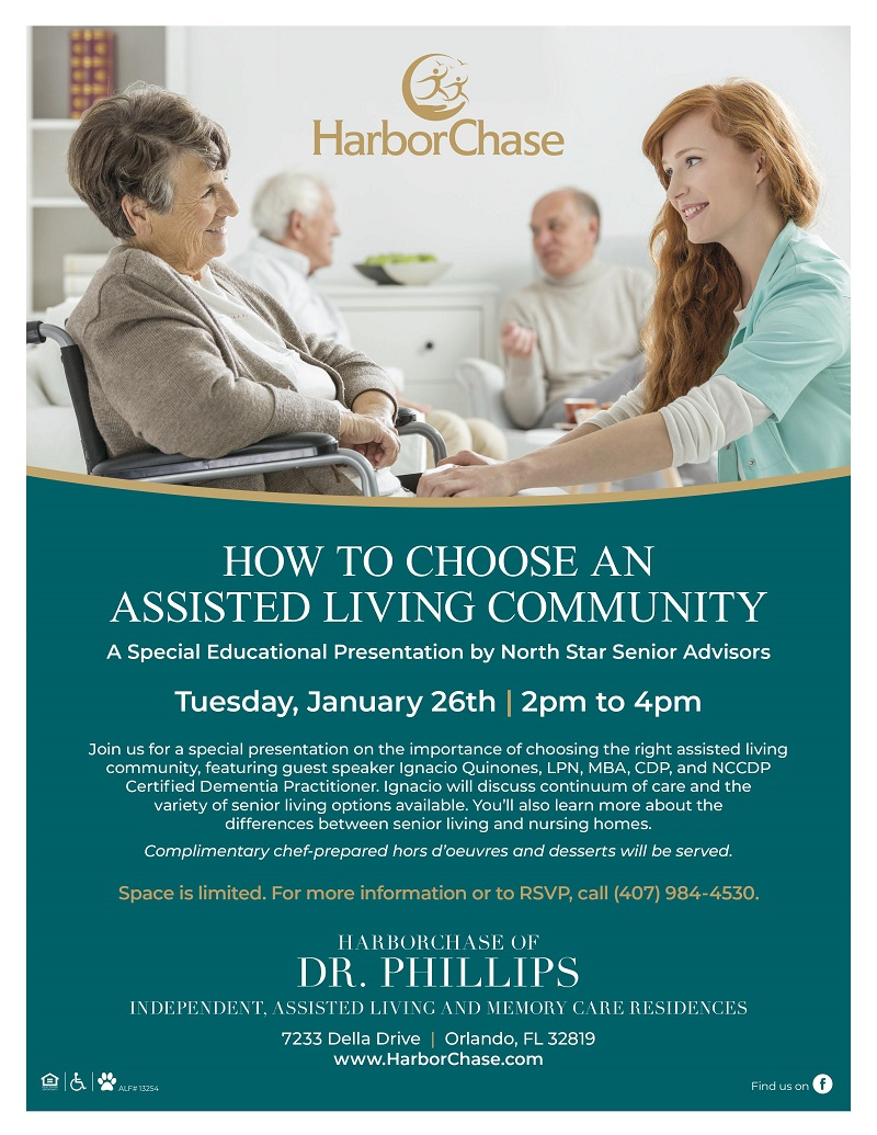 How to Choose an Assisted Living Community
