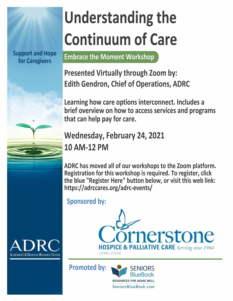 VIRTUAL: Understanding the Continuum of Care