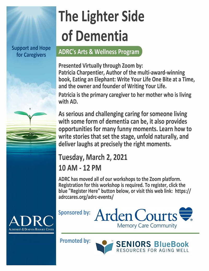 VIRTUAL: The Lighter Side of Dementia