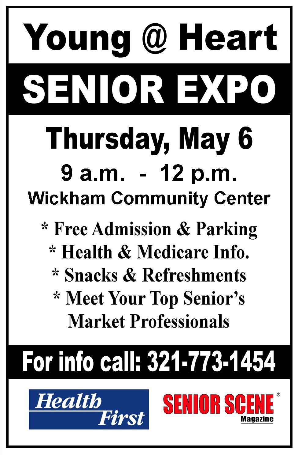 Young @ Heart Senior Expo