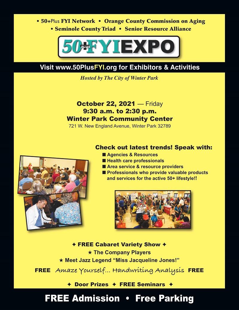 50+FYI Expo