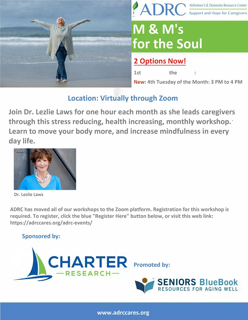 VIRTUAL: Movement and Mindfulness for the Soul