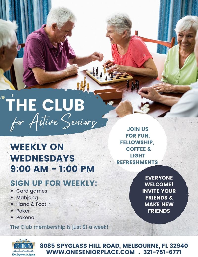 The Club for Active Seniors