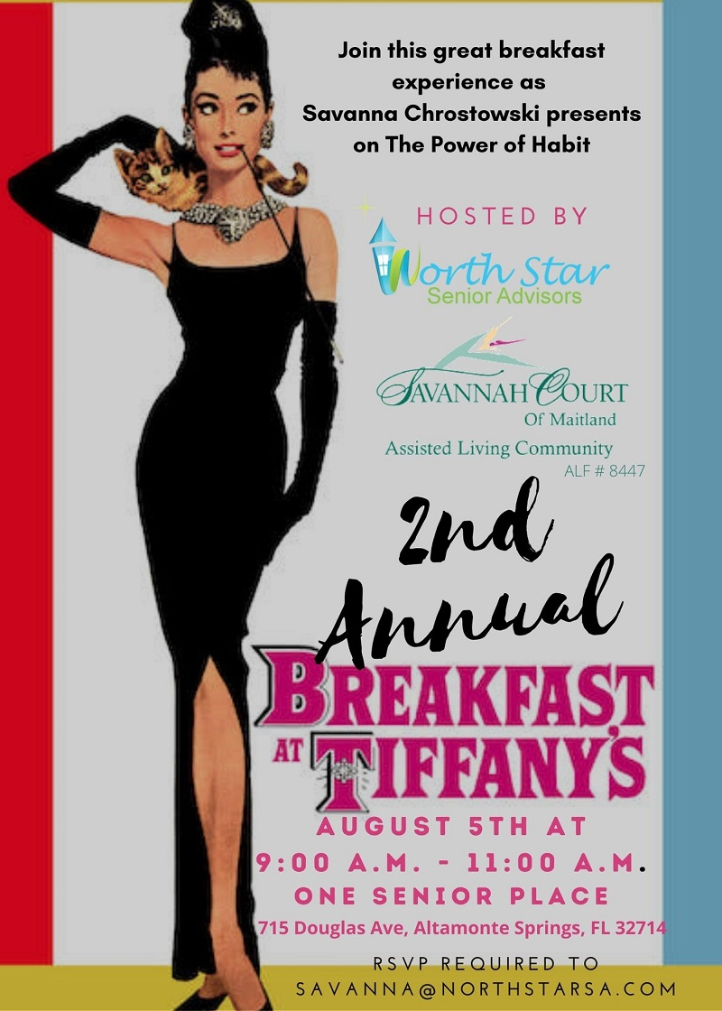 2nd Annual Breakfast At Tiffany's
