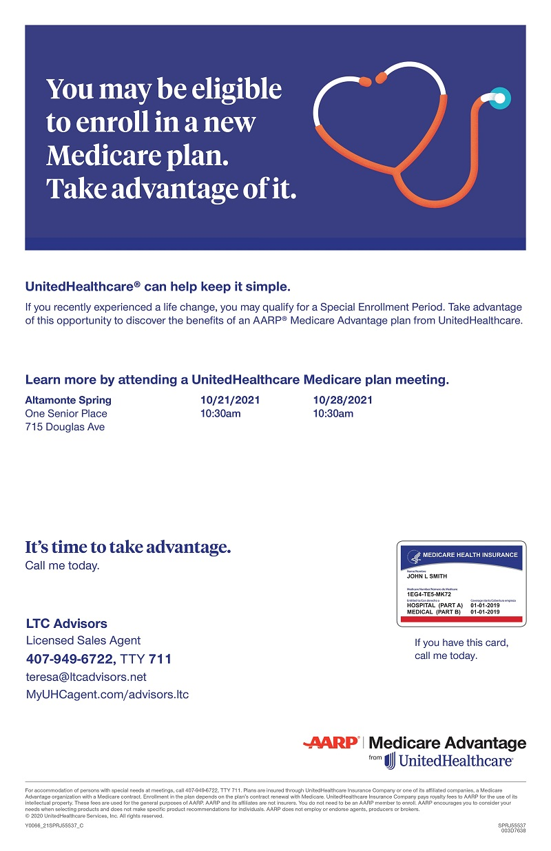 AARP Medicare Advantage by UHC